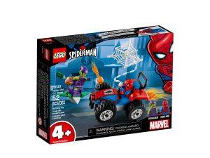 lego 76133 spider man verfolgungsjagd