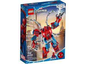 lego 76146 spider man mech