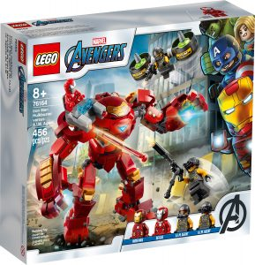 lego 76164 iron man hulkbuster vs a i m agent