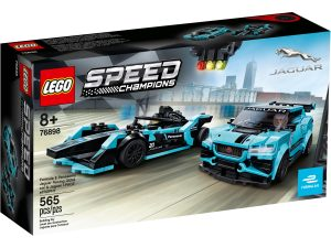 lego 76898 formula e panasonic jaguar racing gen2 car jaguar i pace etrophy
