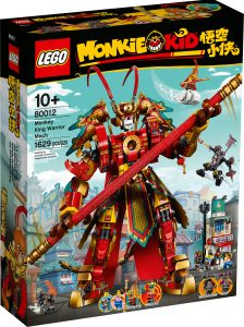 lego 80012 monkey king mech