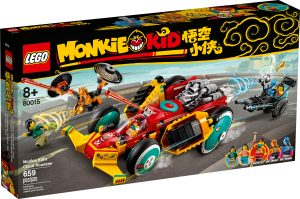 lego 80015 monkie kids wolken roadster