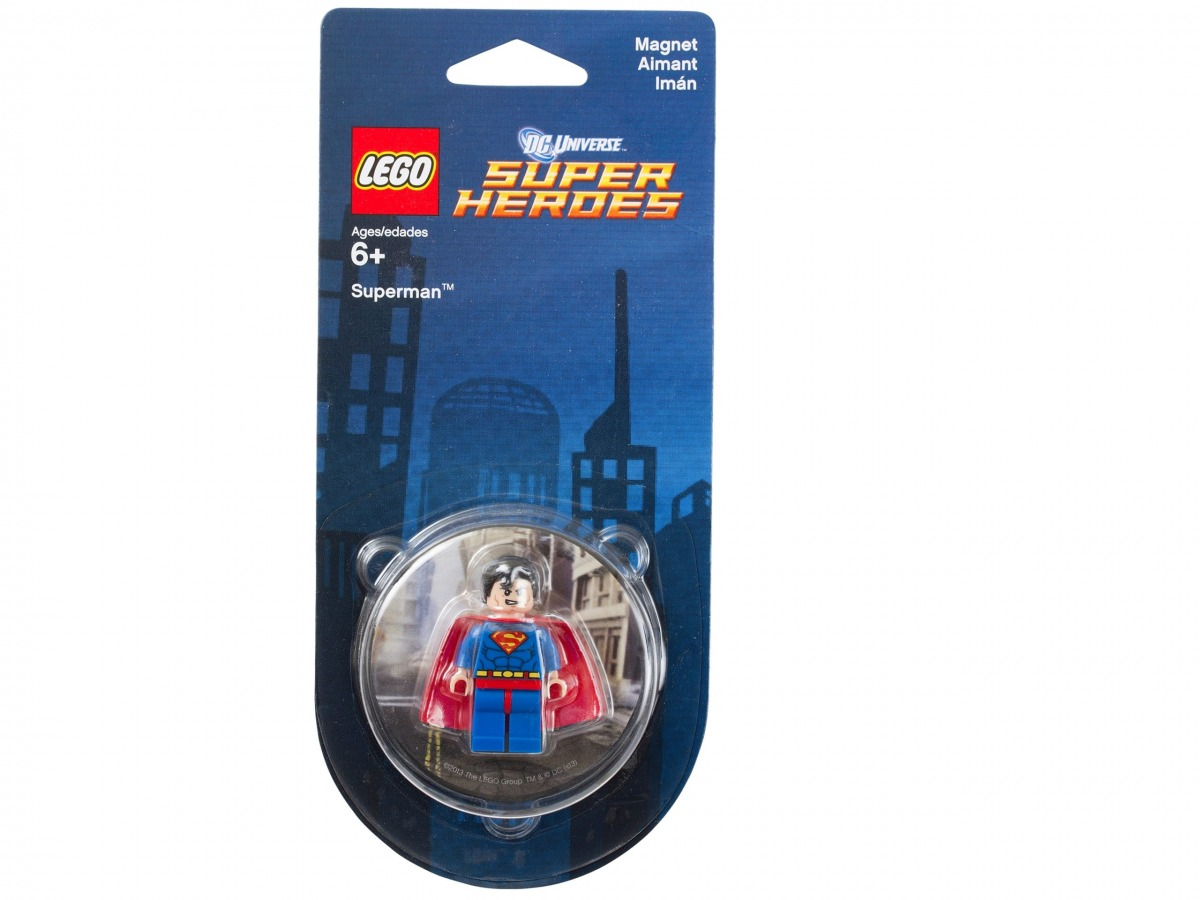 lego 850670 dc universe super heroes superman magnet scaled