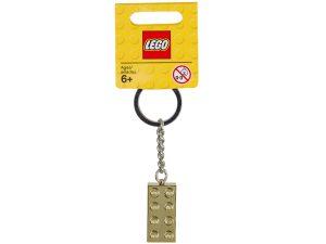 lego 850808 schlusselanhanger goldener stein