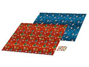 lego 851407 kultiges weihnachtsgeschenkpapier
