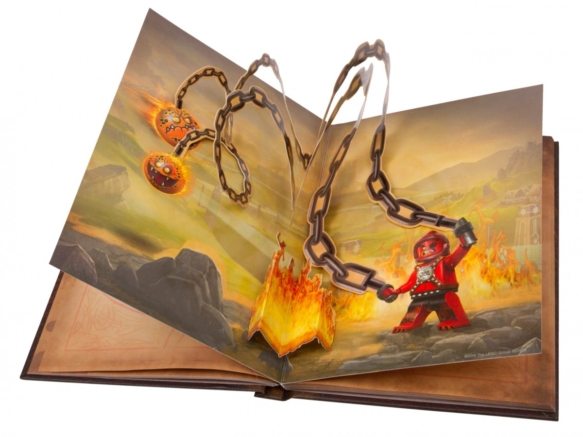 lego 853528 nexo knights monster skizzenbuch scaled