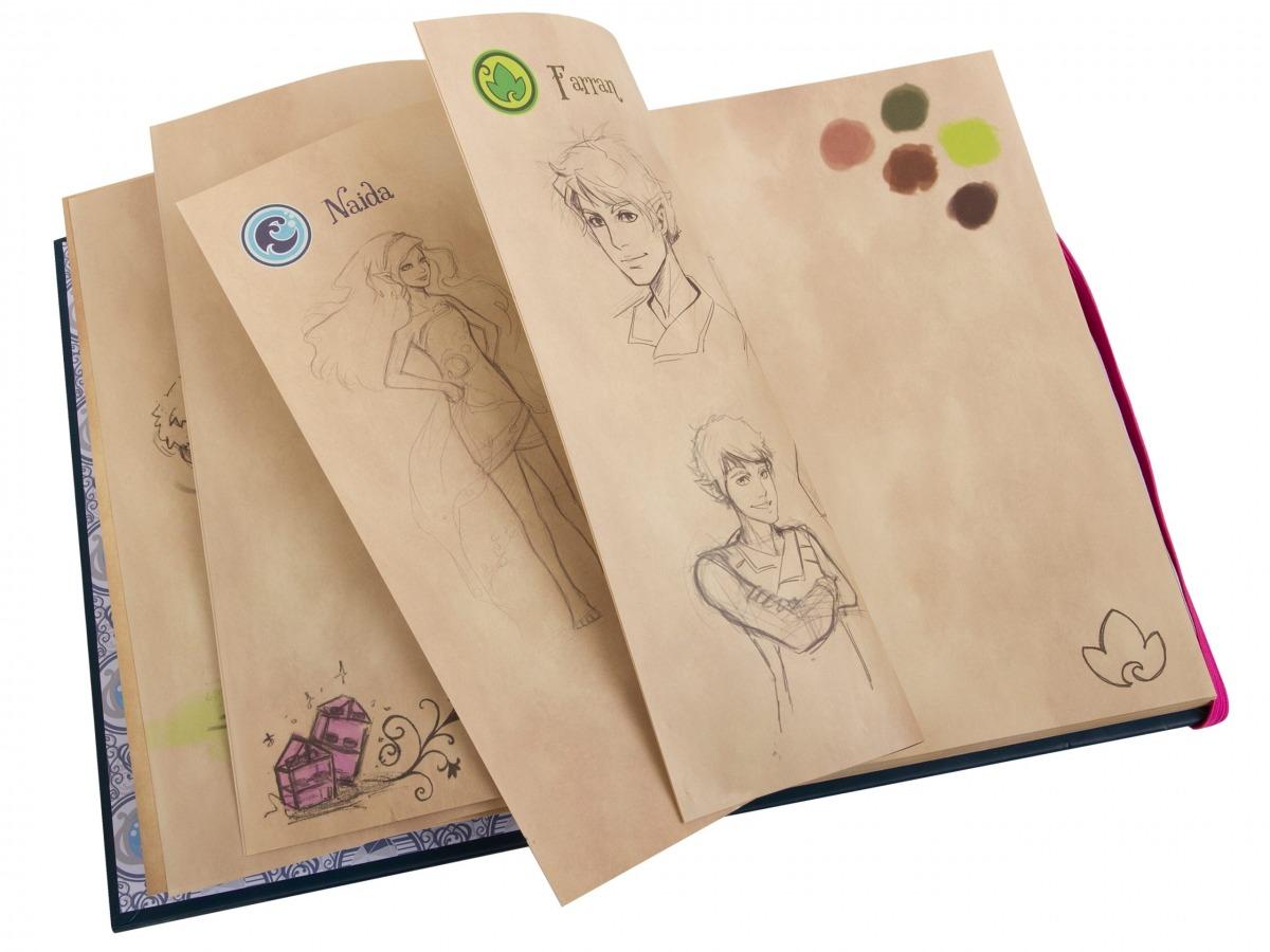 lego 853565 elves emily jones skizzentagebuch scaled