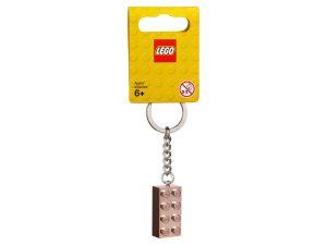 lego 853793 stein schlusselanhanger in rosegold