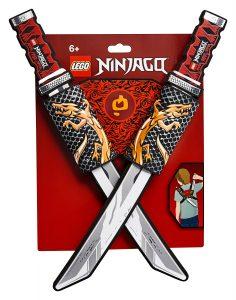 lego 854034 ninjago gekreuzte katanas
