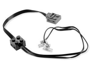 lego 8870 power functions led lichter