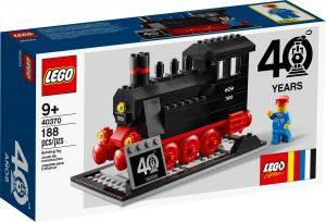 set zum 40 jubilaum von lego 40370 eisenbahn