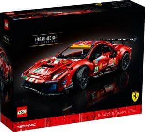 LEGO 42125 Ferrari 488 GTE