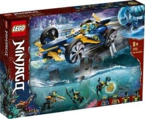 LEGO 71752 Ninja Sub Speeder - 20210502