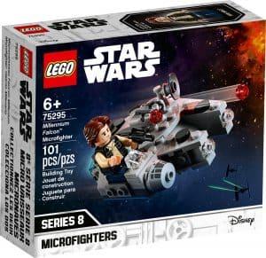 lego 75295 millennium falcon microfighter