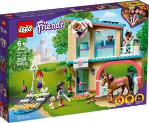 lego 41446 heartlake city tierklinik