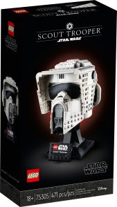 lego 75305 scout trooper helm
