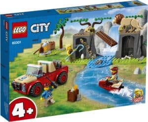 LEGO 60301 Wildlife Rescue Off-Roader - 20210502