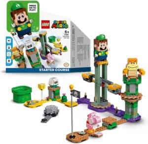 LEGO 71387 Super Mario Adventures with Luigi