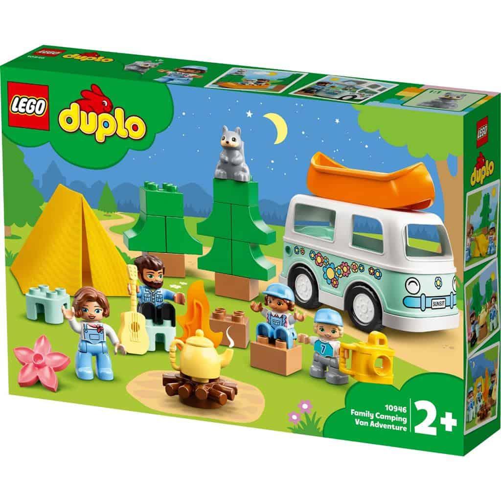 LEGO 10946 Family Camping Van Adventure - 20210502