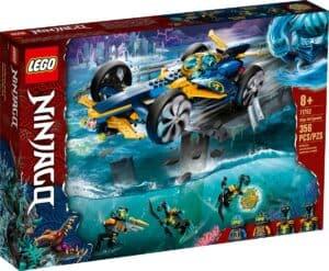 lego 71752 ninja unterwasserspeeder