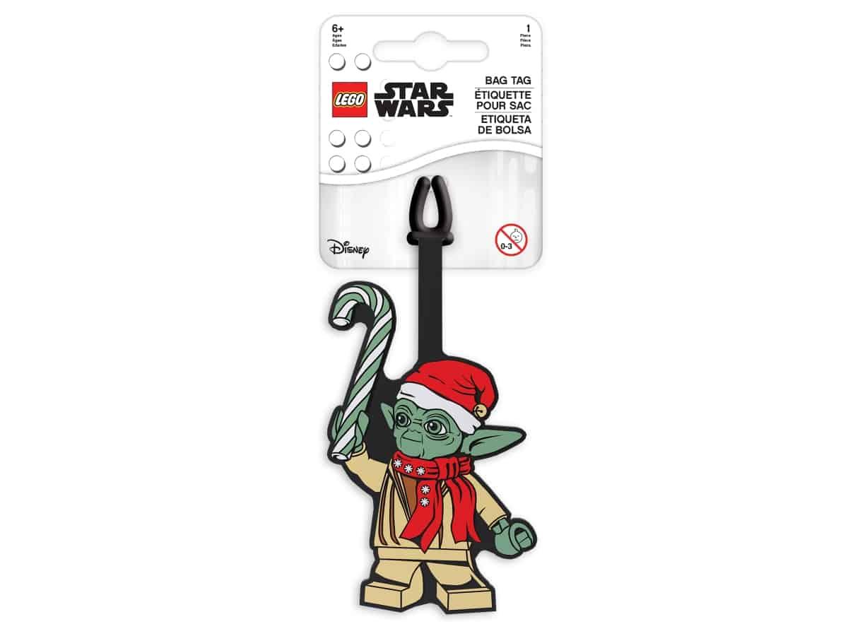 lego 5006034 weihnachtlicher taschenanhanger yoda