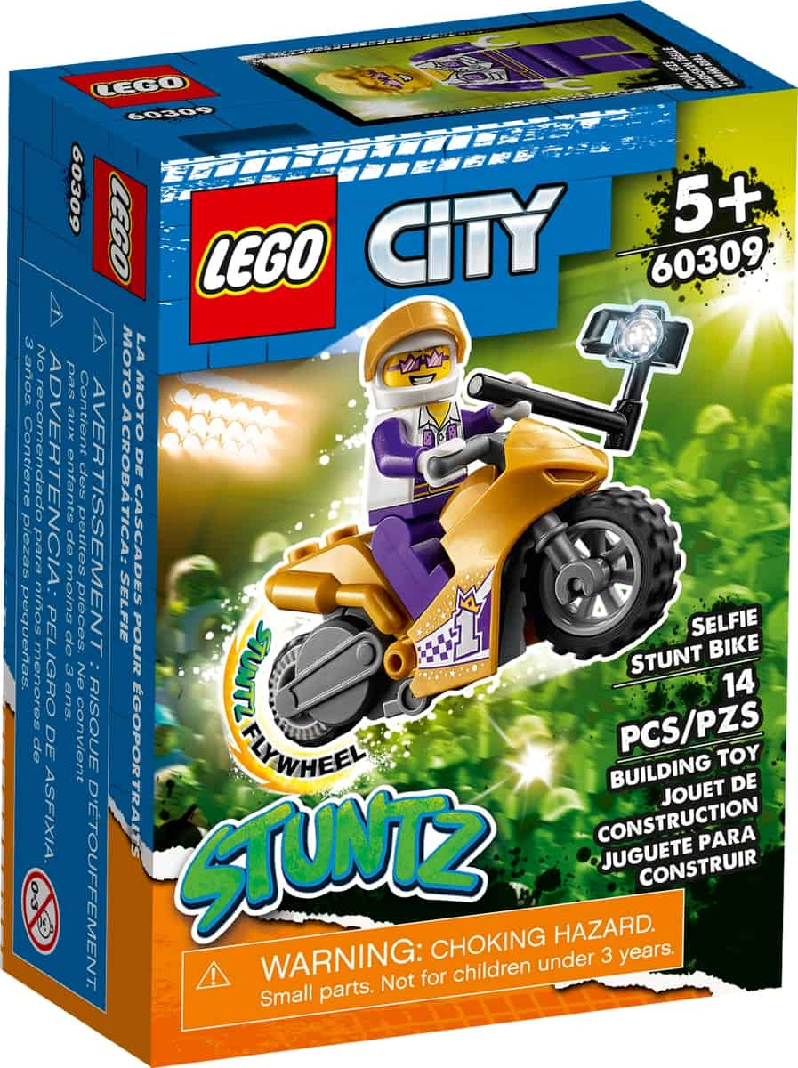 lego 60309 selfie stuntbike